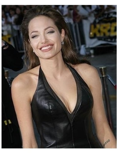 Mr. & Mrs. Smith Premiere: Angelina Jolie