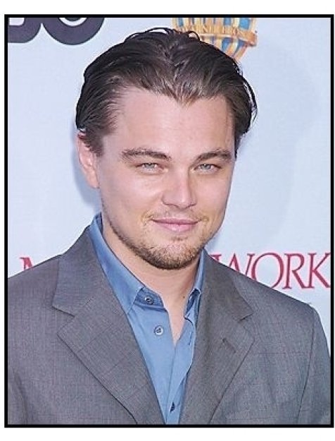 "Leonardo DiCaprio at the NRDC's ""Earth to L.A.!-The Greatest Show on Earth"" Benefit"