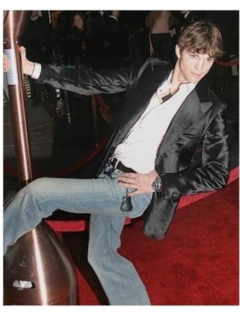 Guess Who Premiere: Ashton Kutcher