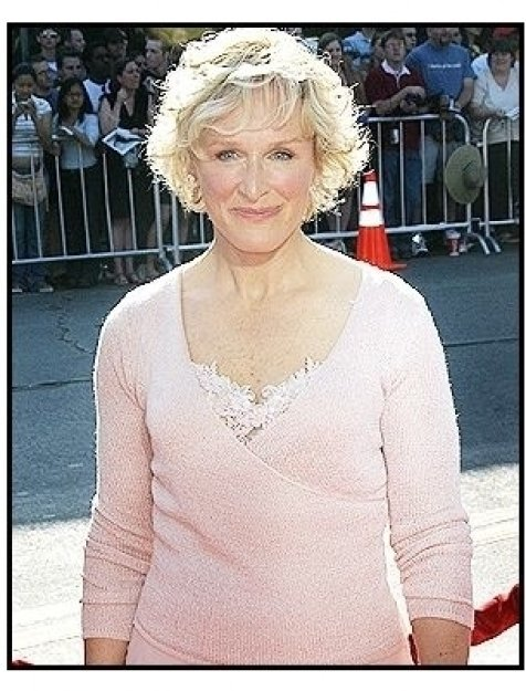 Glenn Close at <I>The Stepford Wives</I> premiere