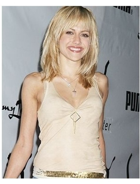 Brittany Murphy at the Puma Bodywear Launch Party