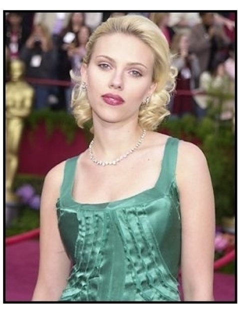 76th Annual Academy Awards - Scarlett Johansson - Red Carpet