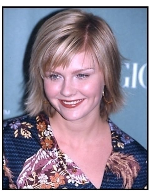 Kirsten Dunst at the 2000 Premiere Magazine Icon Awards