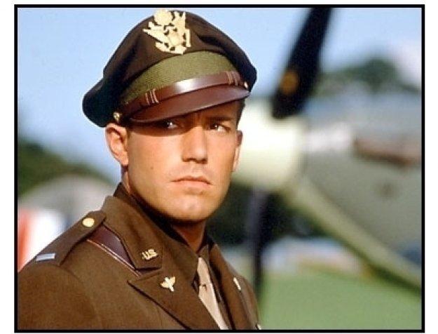 Pearl Harbor movie still: Ben Affleck