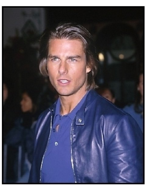 Tom Cruise at the Magnolia premiere