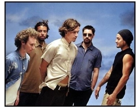The 2001 Billboard Music Awards: Incubus