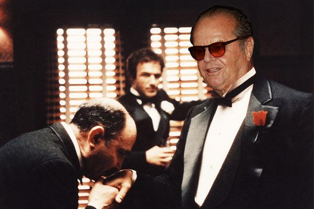 Jack Nicolson, Godfather