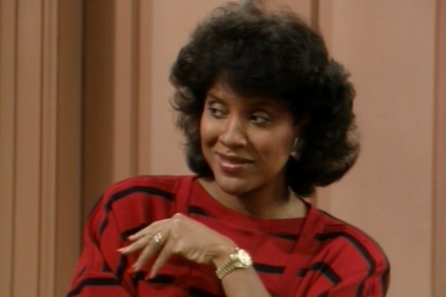 Phylicia Rashad, The Cosby Show