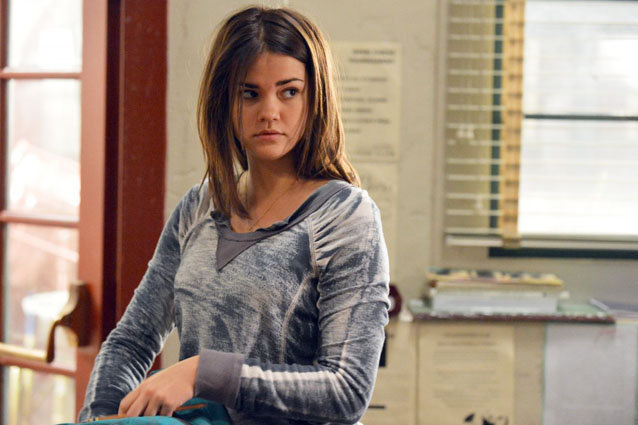 Maia Mitchell, The Fosters