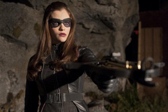 Jessica De Gouw, Arrow