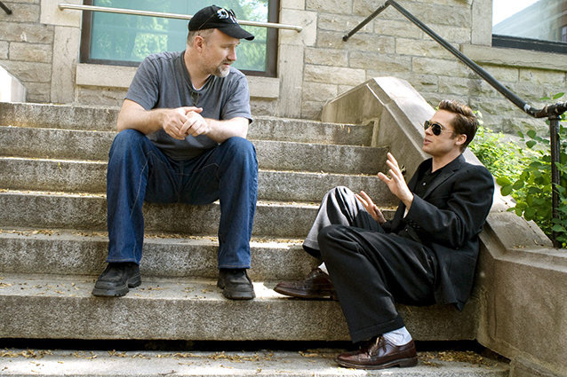 David Fincher and Brad Pitt, The Curious Case of Benjamin Button