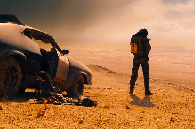 'Mad Max: Fury Road' First Look