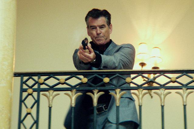 'The November Man' Trailer