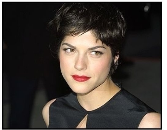 Selma Blair at The Sweetest Thing premiere