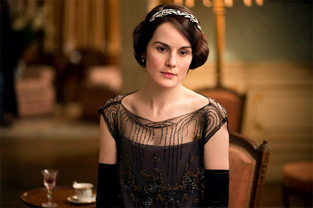 Michelle Dockery, Downton Abbey