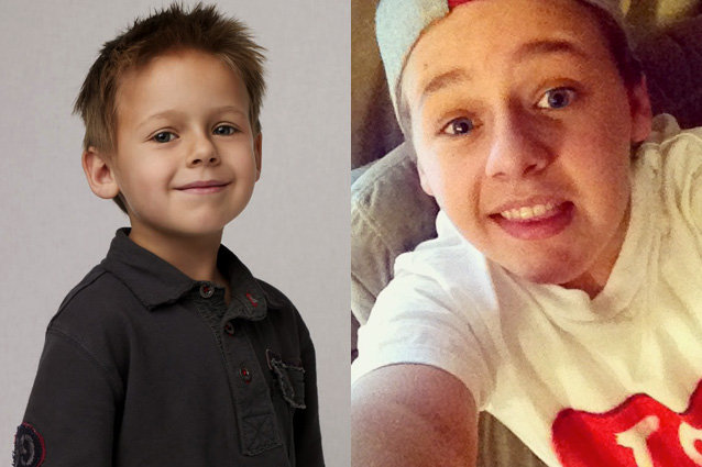 Jackson Brundage, One Tree Hill
