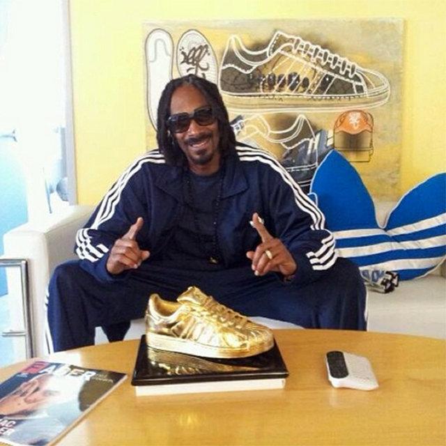 Snoop Dogg, Instagram