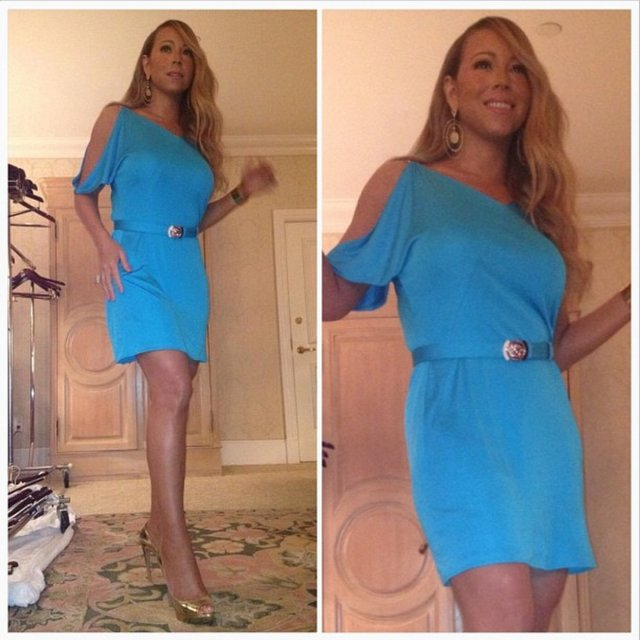Mariah Carey, Instagram