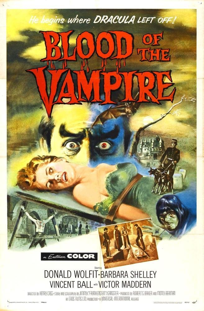 Blood of the Vampire
