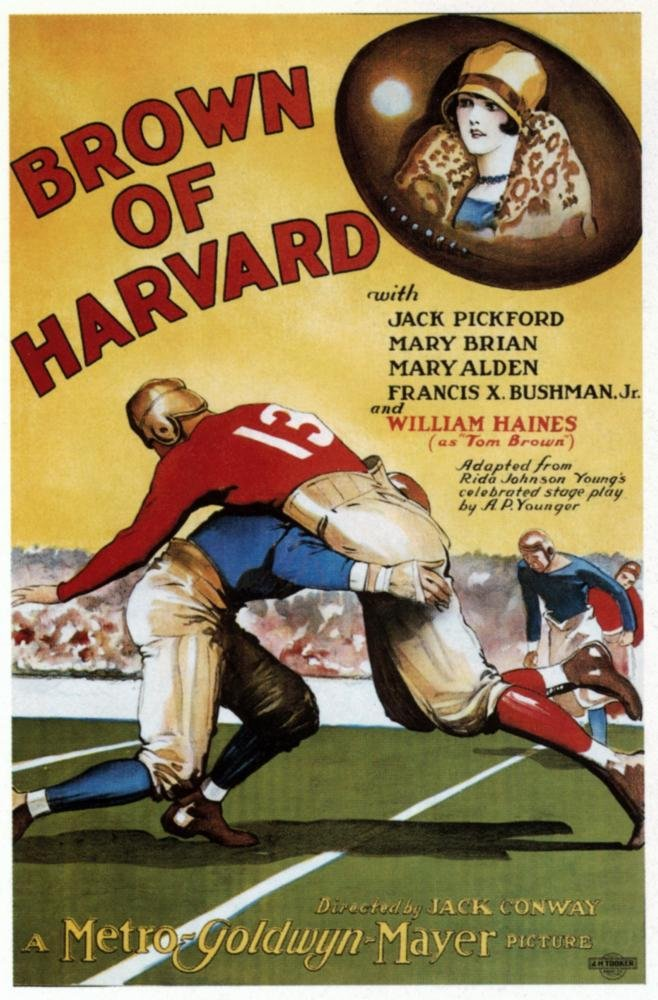 Brown of Harvard