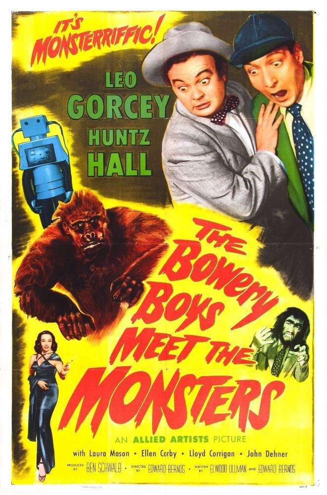 Bowery Boys Meet the Monsters
