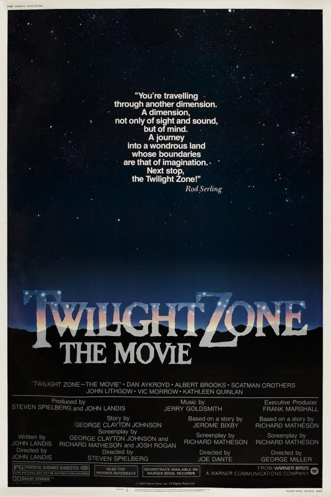 Twilight Zone - the Movie