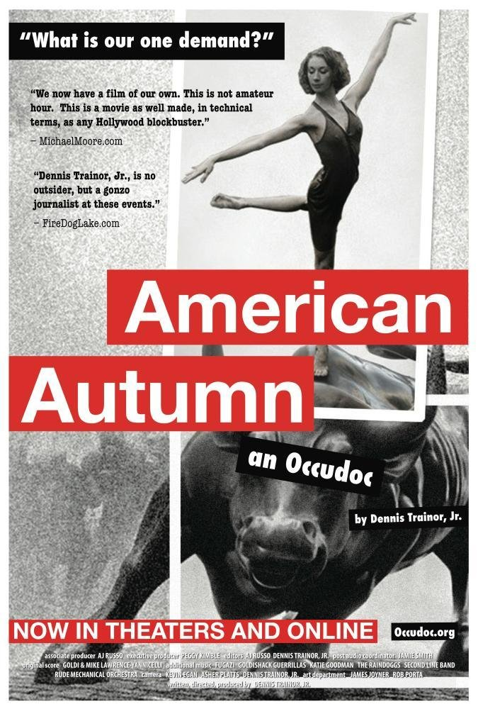 American Autumn- An Occudoc