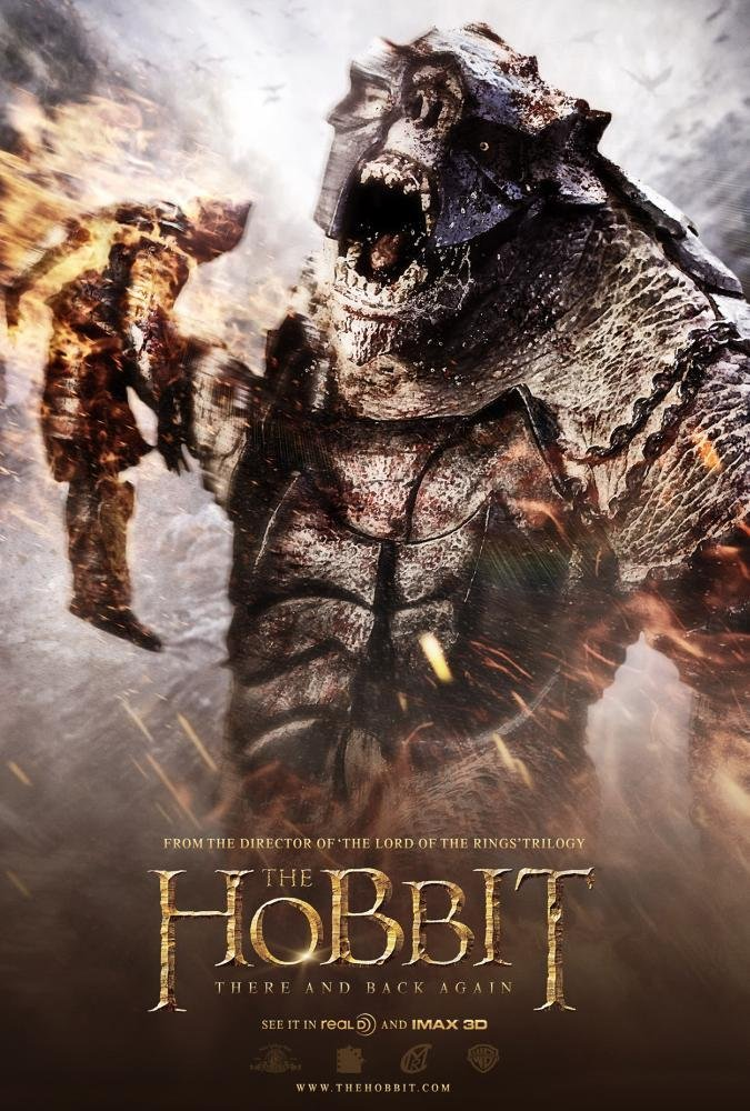 Hobbit: There and Back Again
