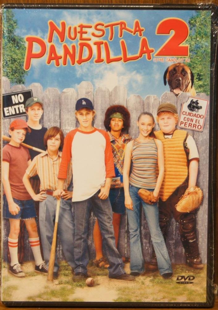 Sandlot 2: Son of the Beast