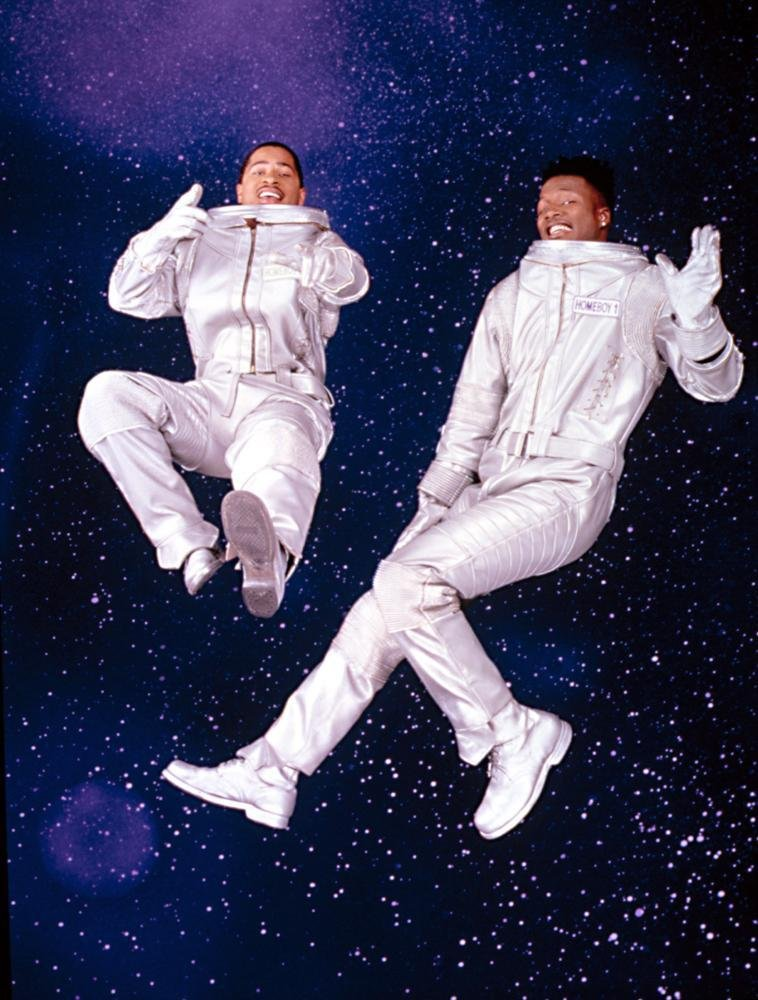 Homeboys in Outer Space